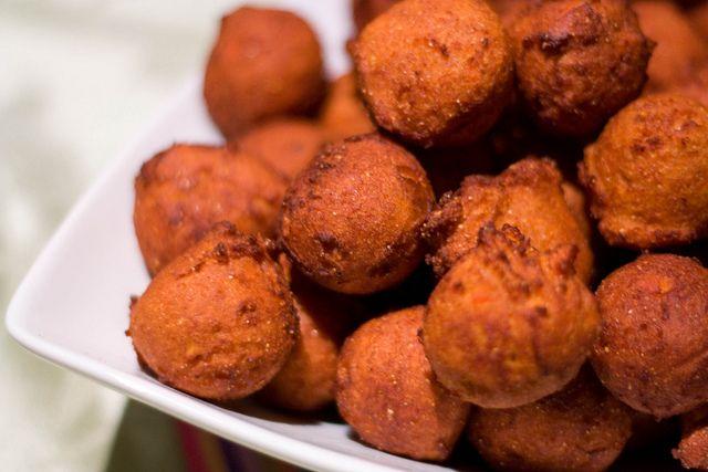 Sweet Potato Hush Puppies Food recipes, Food recipies