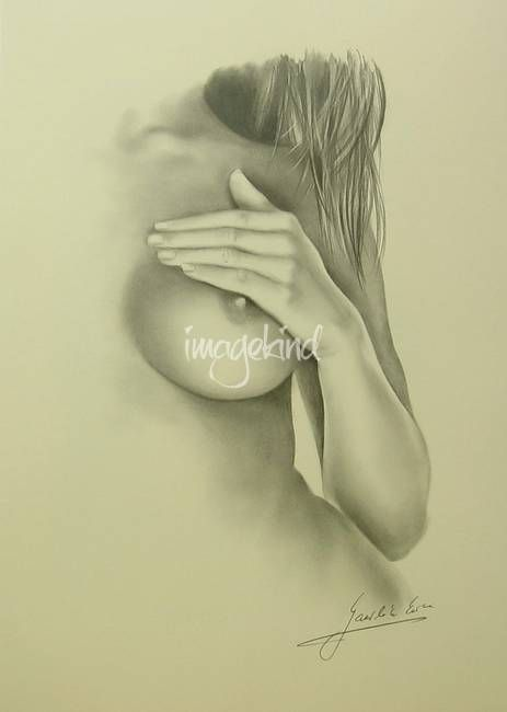 Fine art erotic drawings