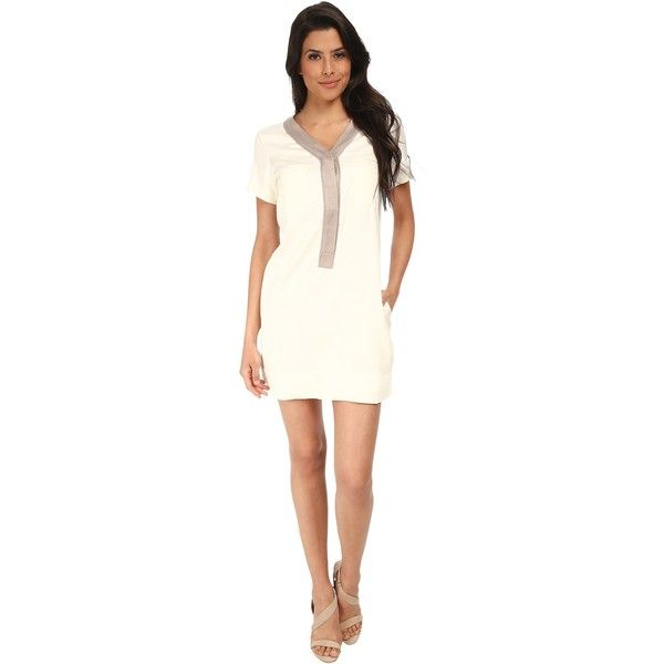 Alternative Womens Rayon Twill Baseball Dress Vanilla Ice - Dresses