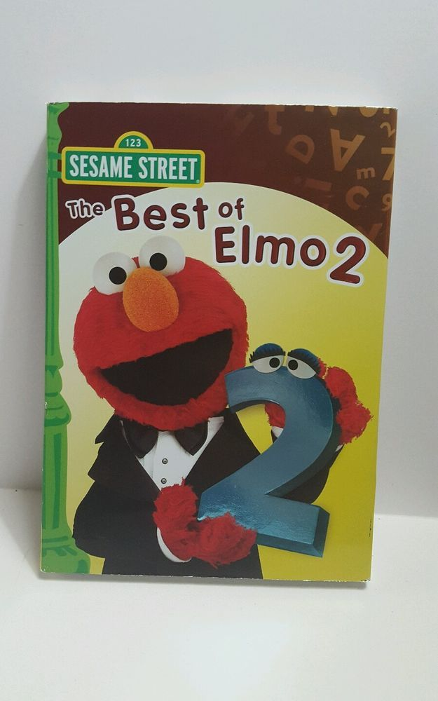 Used Dvds For Sale >> Best Of Elmo 2 2010 Used Dvd In Dvds Movies Dvds Blu Ray