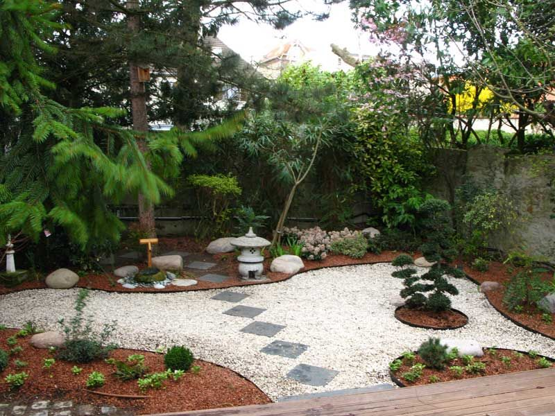 Low maintenance landscaping south florida landscaping Decoration exterieure jardin contemporain