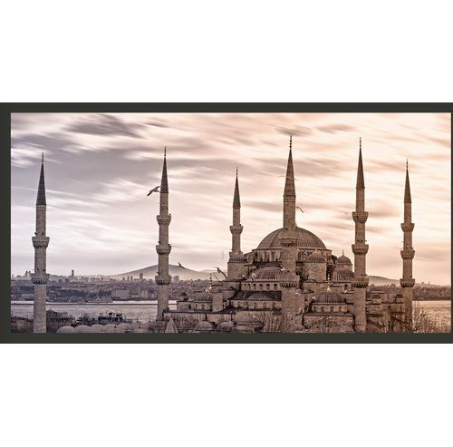 Blue Mosque Instanbul 2 70m X 550cm Wallpaper East Urban Home Wayfair Uk 2 Cars And
