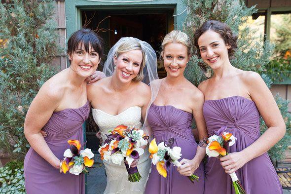 Bridesmaid Dresses Fall