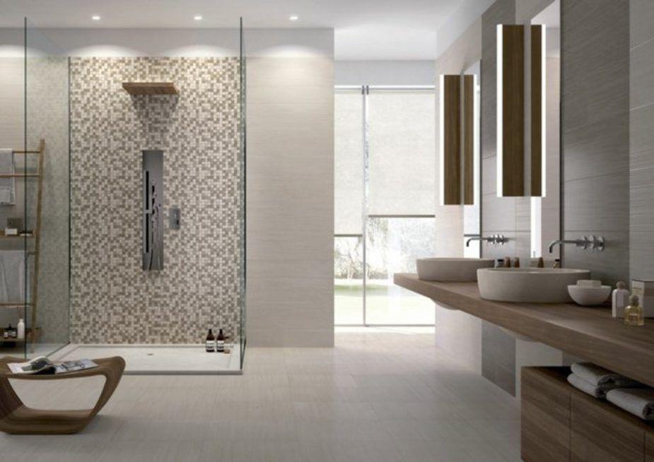 Design de maison: Exemple Carrelage Salle De Bain 2017 Et ...