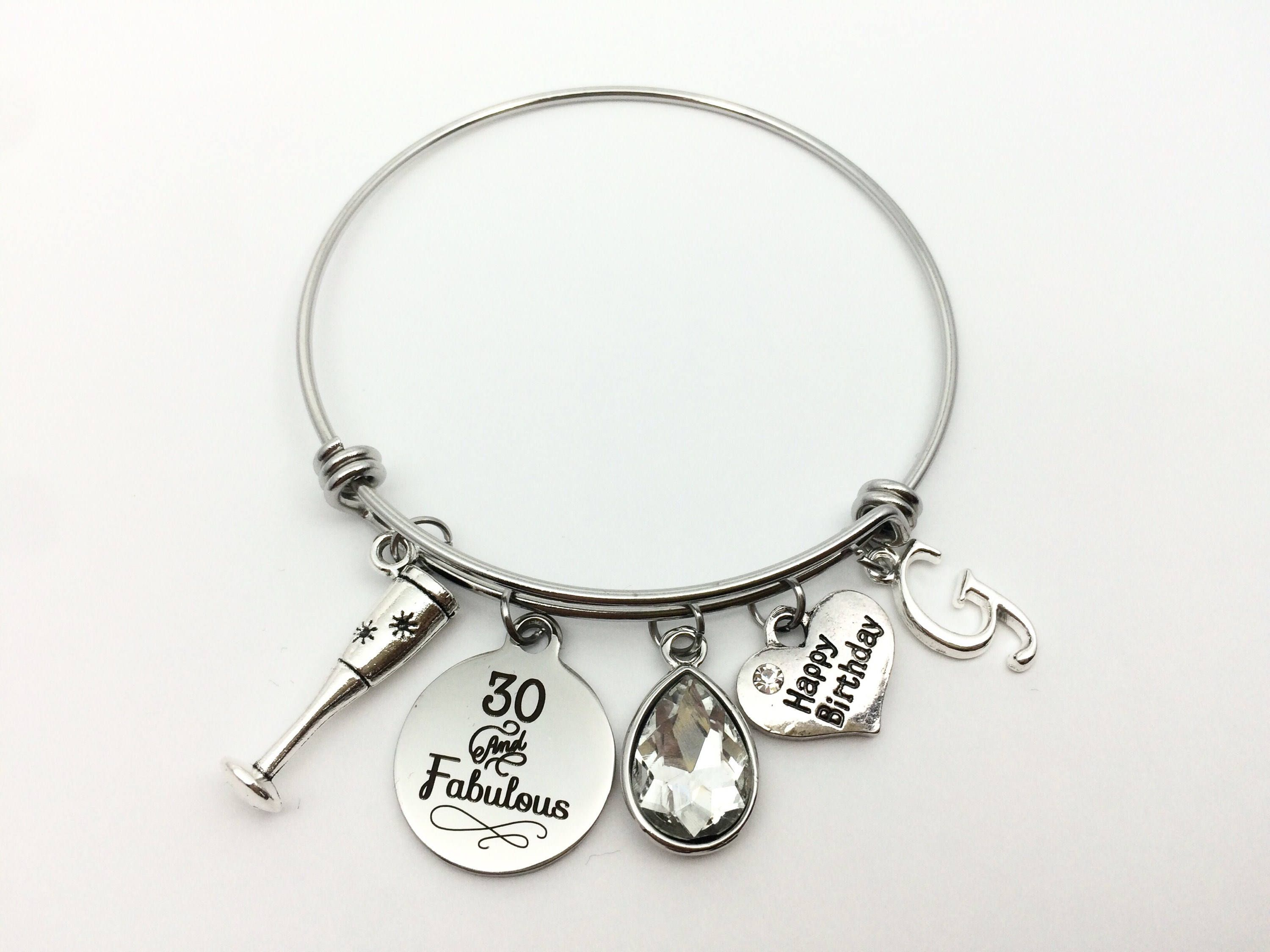 30th Birthday Charm Bracelet Alex And Ani Bracelets