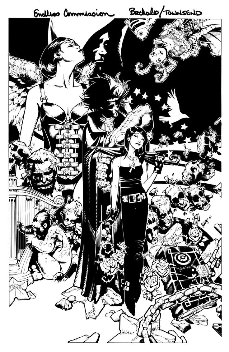 death of the endless chris bachalo - Startpage Search