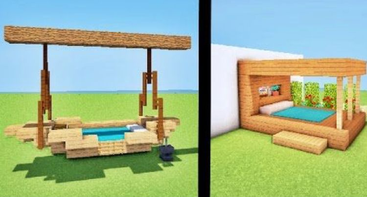 Minecraft Beds Houses