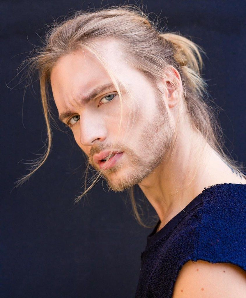 Kelan Alessandro Pierozan Latest Men Hairstyles Long Hair Styles Men Long Hair Styles