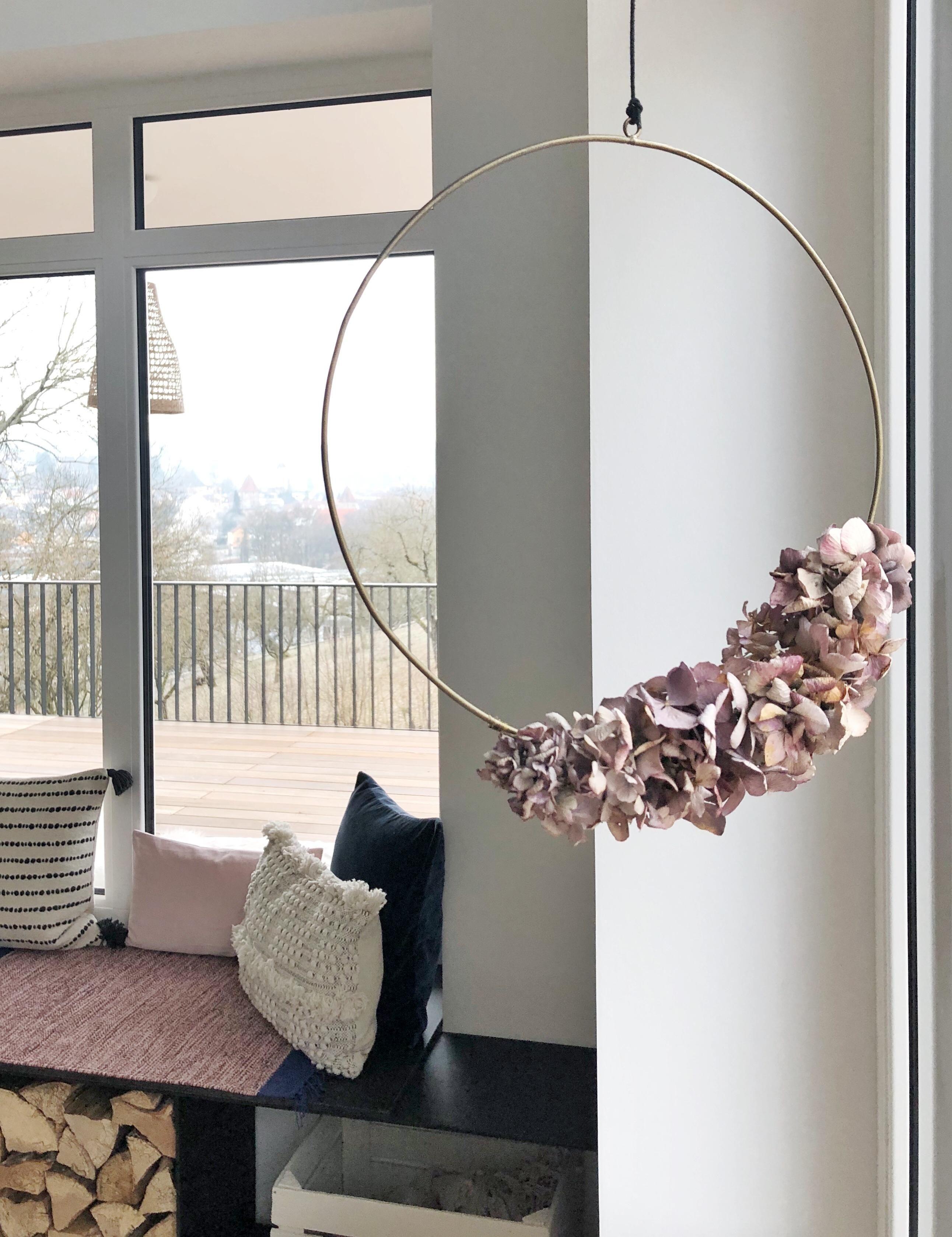 Fensterdekoration Wohnzimmer