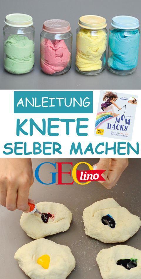 Photo of Knete selber machen: So geht's!
