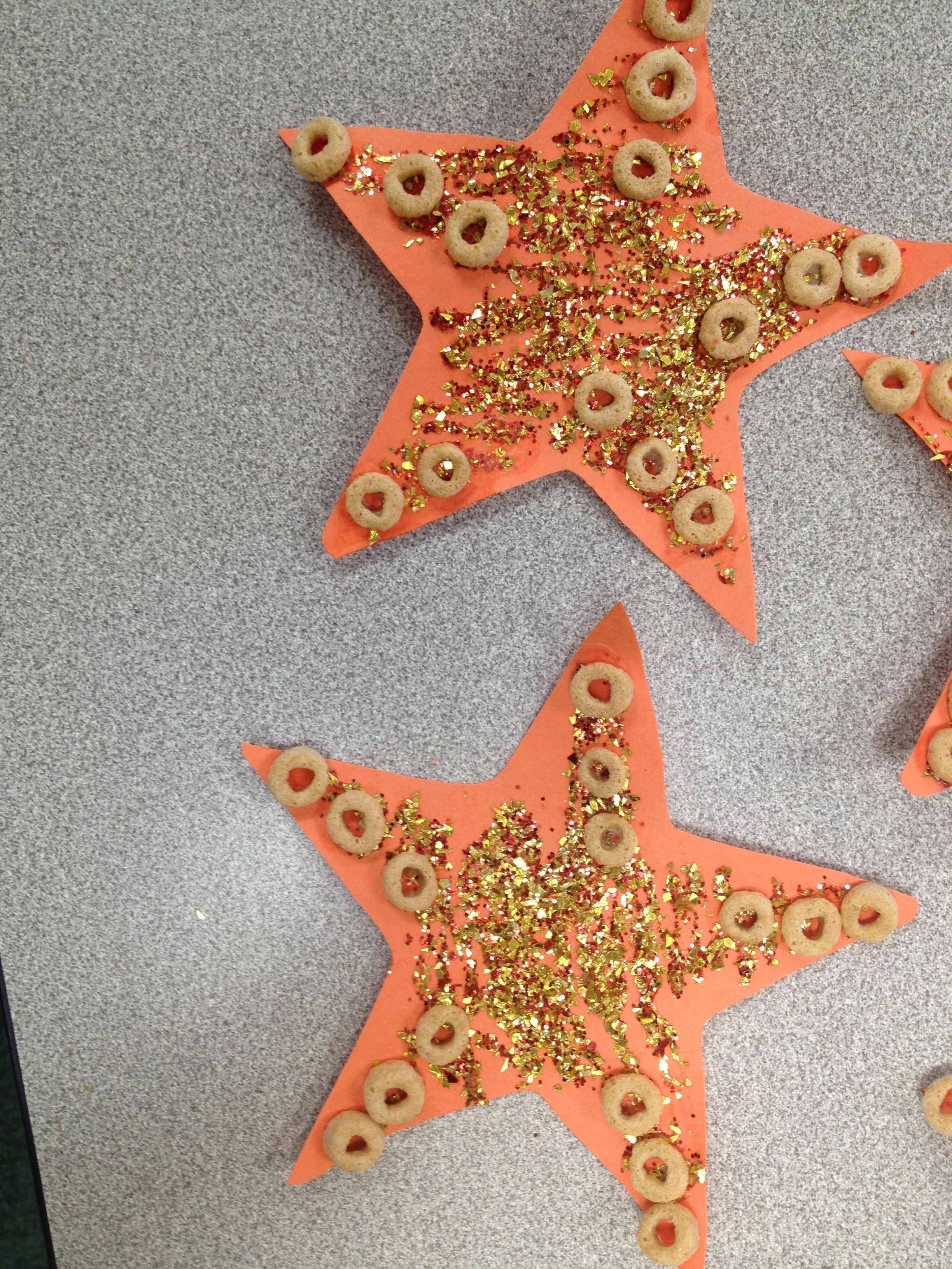 art project i had my preschool class do during under the sea week