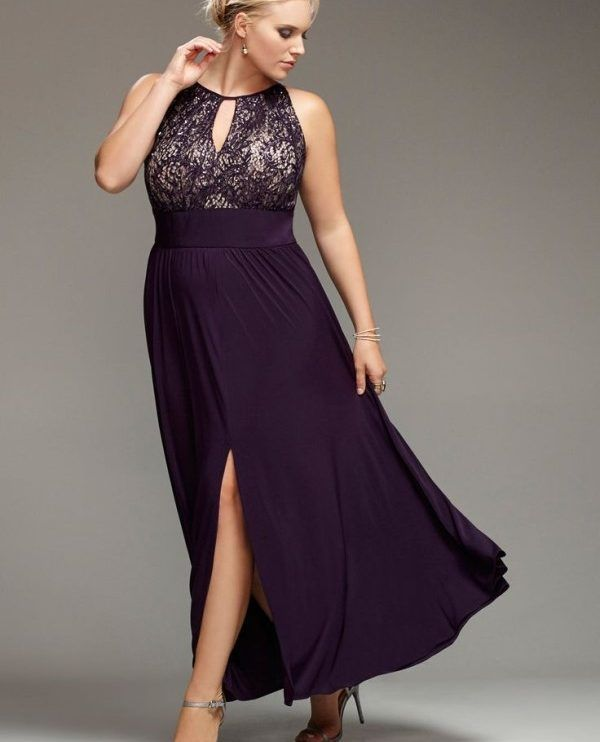 Attractive Plus Size Gowns for Special Get To gather Party   Gowns ...