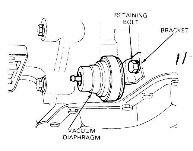 89 f150 5 0 302 c6 transmission modulator valve