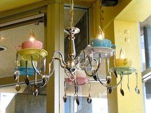 オシャレ部屋に 海外で人気の自作シャンデリア デコる 自作する 画像あり 装飾のアイデア オシャレな部屋 シャンデリア