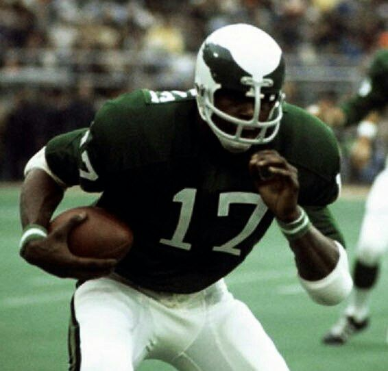 1050debc001 Philadelphia Eagles WR Harold Carmichael | When football was ...