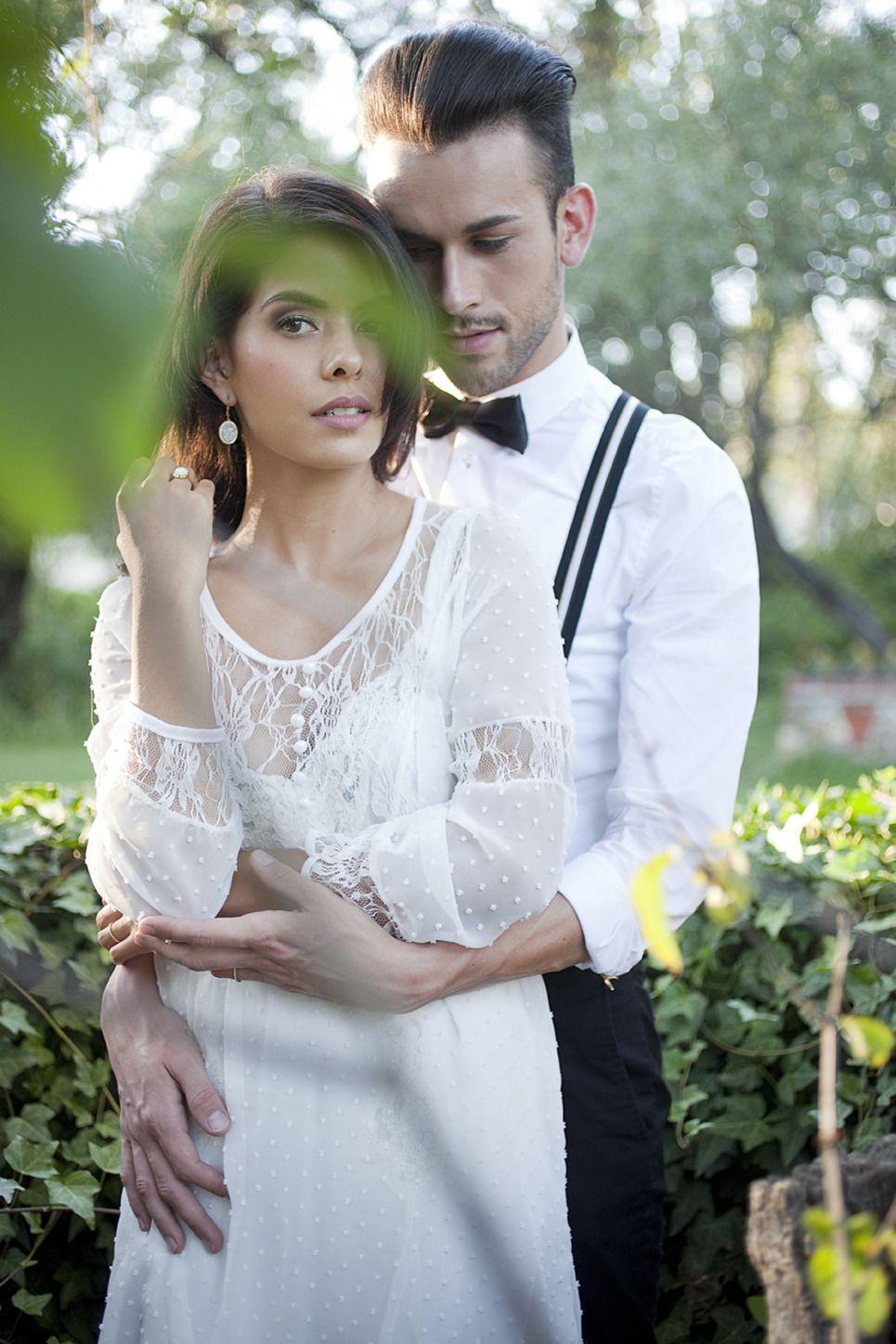 Wedding dresses downtown la  Grass Valley Wedding Inspiration from Jylls Photography  KiraKira