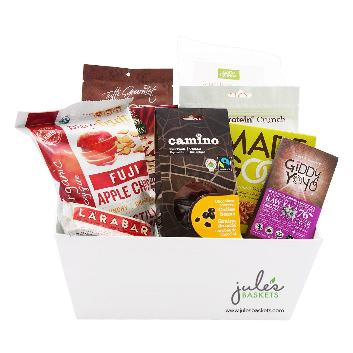 Sweets treats gluten free basket 8799 by jules baskets sweets treats gluten free basket 8799 by jules baskets treats snacks organic negle Image collections