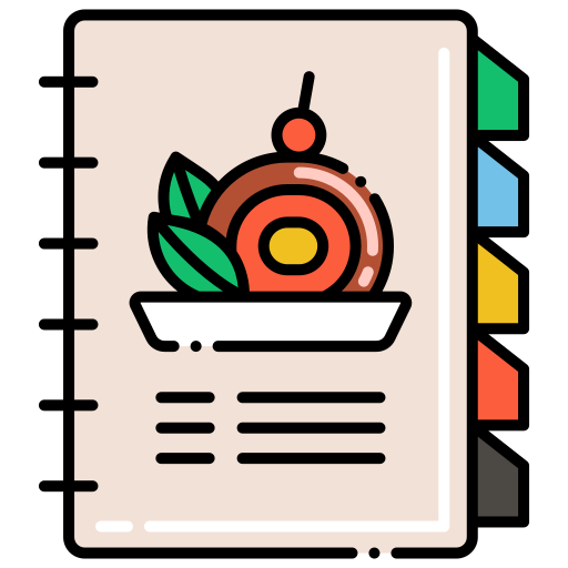 Recipe Book Free Vector Icons Designed By Flat Icons Free Icons Vector Free Vector Icon Design