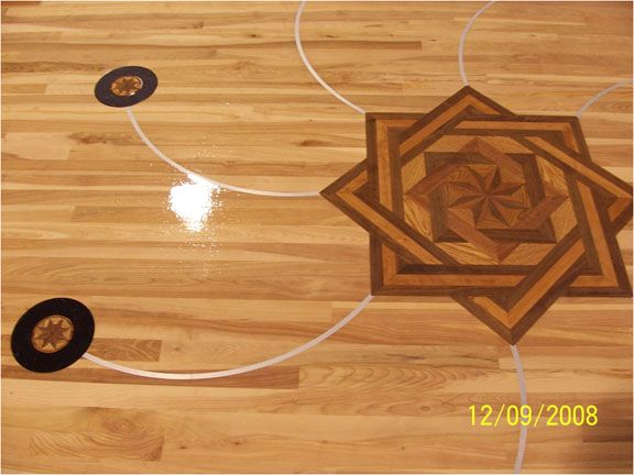 A Floor Medallion Can Really Make An Impact And Give You An Amazing