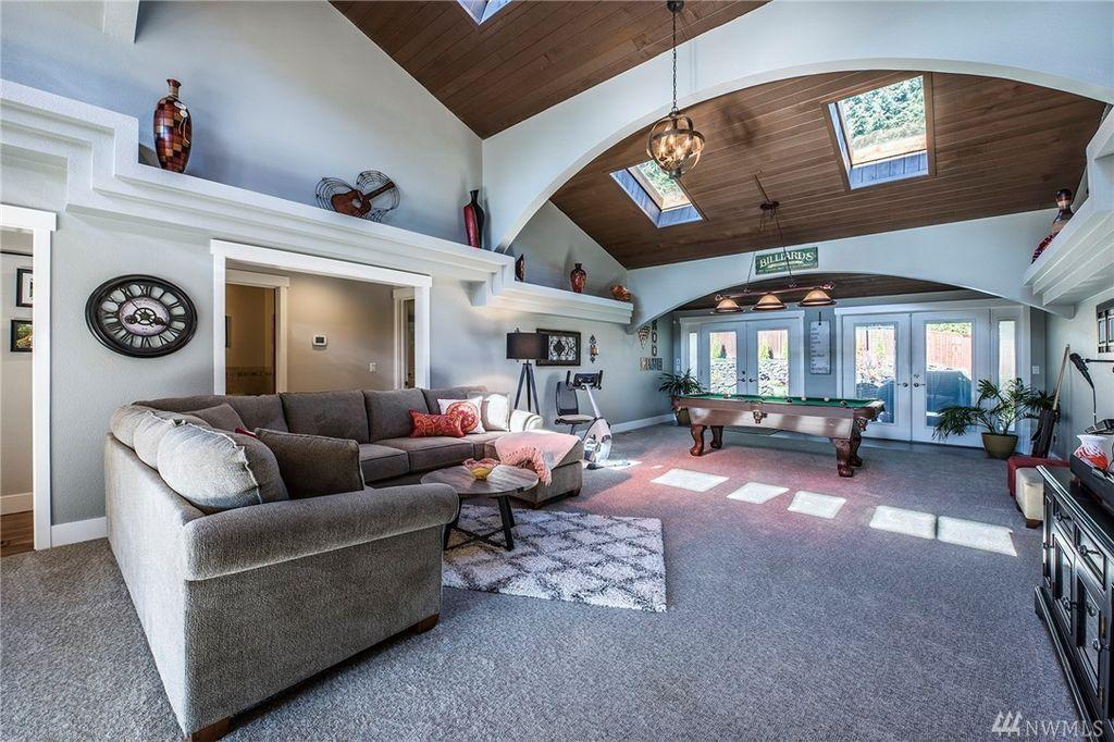 Best Open Wood Beam Ceilings Skylights Full Wall Windows 400 x 300
