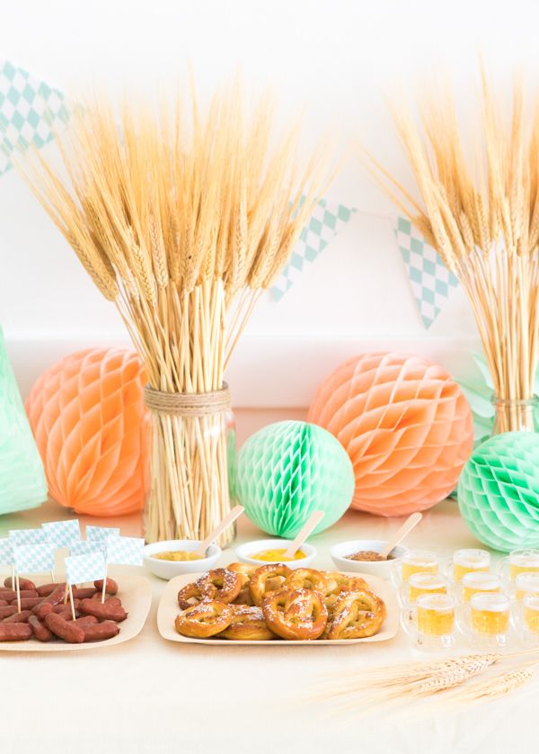 Mini Oktoberfest Party
