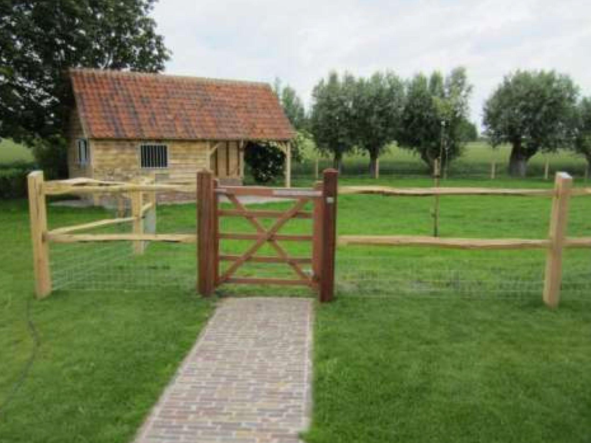 Stal schapenstal bijgebouw pinterest - Moderne buitenkant indeling ...