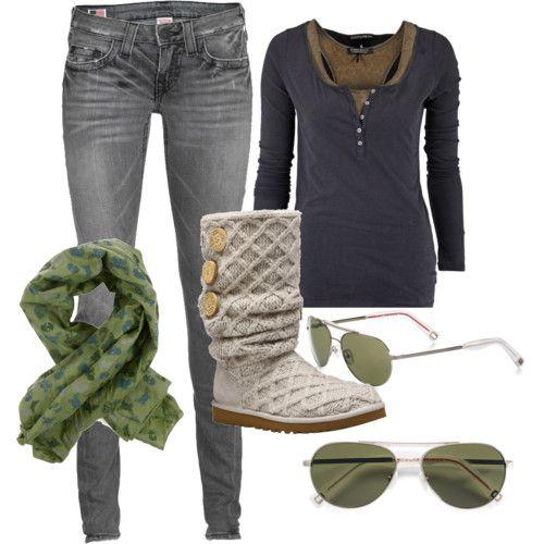 cute comfy winter wear :)