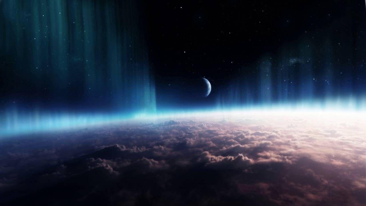 Amazing Space Ambient - Universe Meditation Music