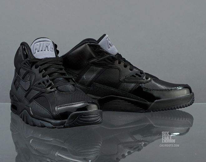 save off 991e5 59575 Nike Air Trainer SC High QS Black