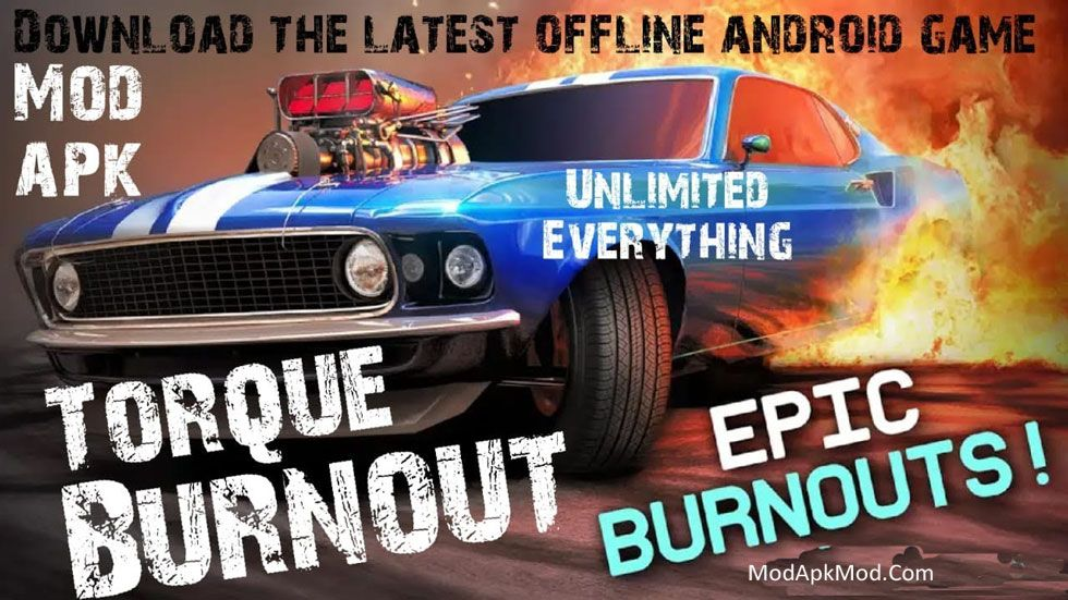 torque burnout apk unlock all cars