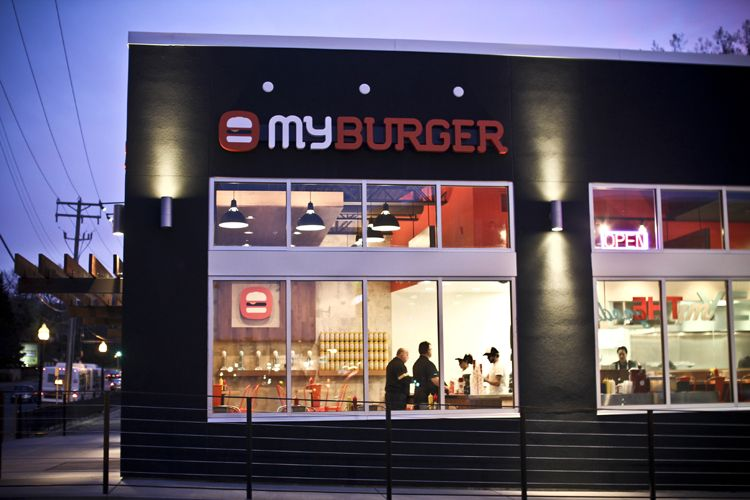 My burger redesign by nick smasal of fame design firm