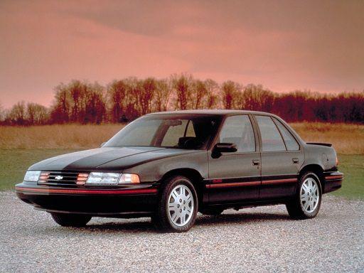 Chevrolet Lumina 1990 1995 Chevrolet Lumina Classic Cars