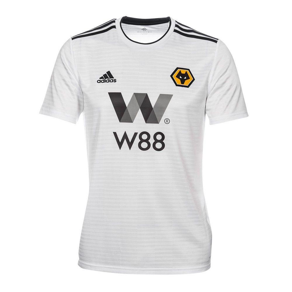 designer fashion 39d92 683c0 Wolves Away Shirt 18-19 | The Real Football | Wolverhampton ...