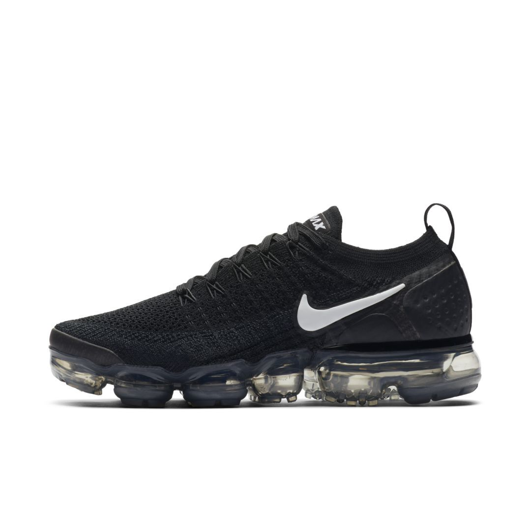 check out cb4b2 49036 Nike Air VaporMax Flyknit 2 Women s Shoe Size 5.5 (Black)