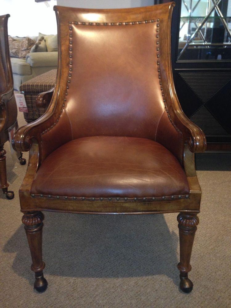 Thomasville Furniture Hemingway Valencia Club Chair 46221