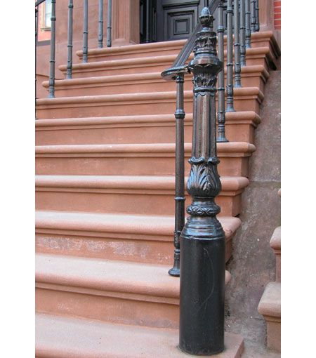Best Cast Iron Newel Posts Wrought Iron Stairs Iron Stair 400 x 300