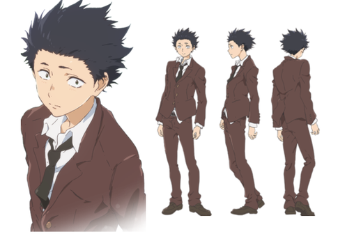 Additional Staff and Character Designs Revealed for 'Koe