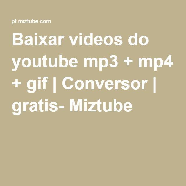 descargar musica de youtube para mp4 gratis