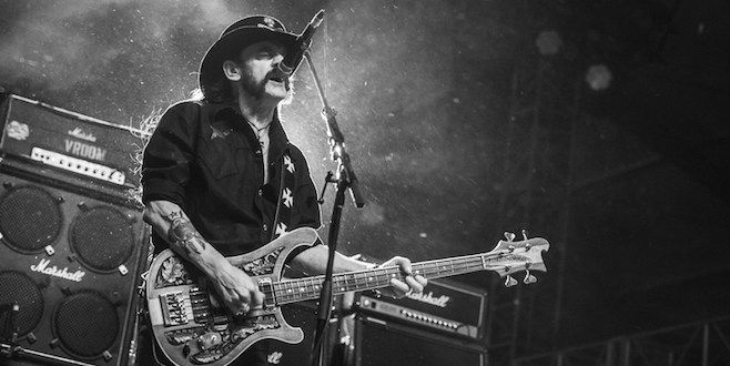 By Rob Jones Motörhead were rulers of the road for over four