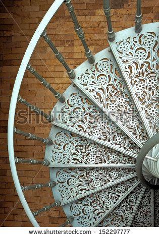 Best Spiral Stairs By Aimy27Feb Via Shutterstock Spiral 400 x 300