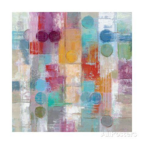 Summer Rain Kunst van Silvia Vassileva - bij AllPosters.be