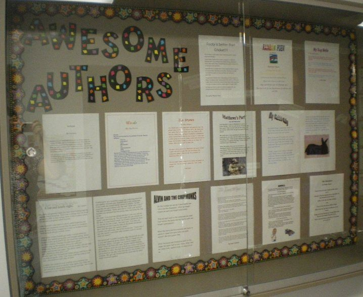 What a great bulletin board idea to display opinions or ...
