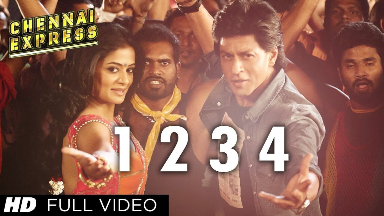One Two Three Four Chennai Express Full Video Song