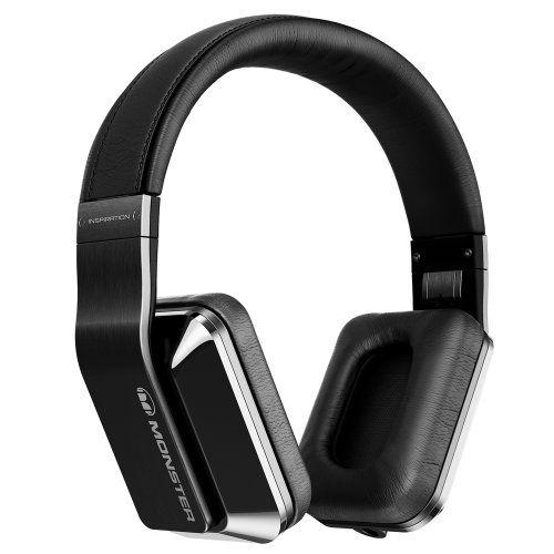 Monster® Inspiration Active Noise Canceling Over-Ear Headphones -Titanium  Monster  9f5fa8178d39