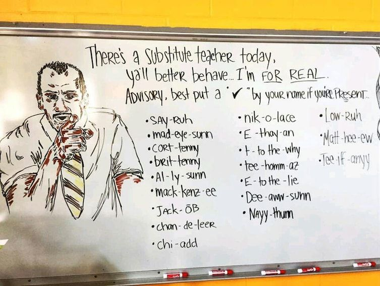 16 Hilarious Teachers Getting Straight A's In Humor