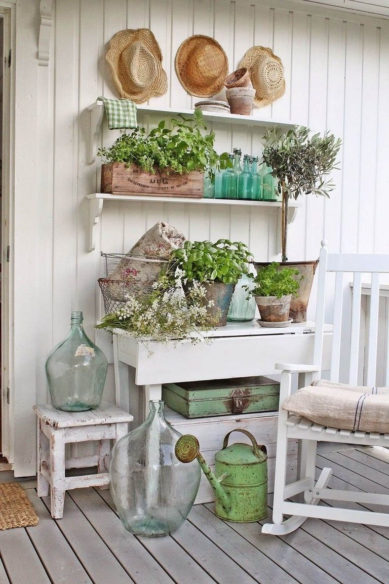 Photo of 37 Fantastic Rustic Farmhouse Porch Decor Ideas – Page 14 of 40