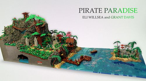 Collab: Pirate Paradise   Flickr - Photo Sharing!