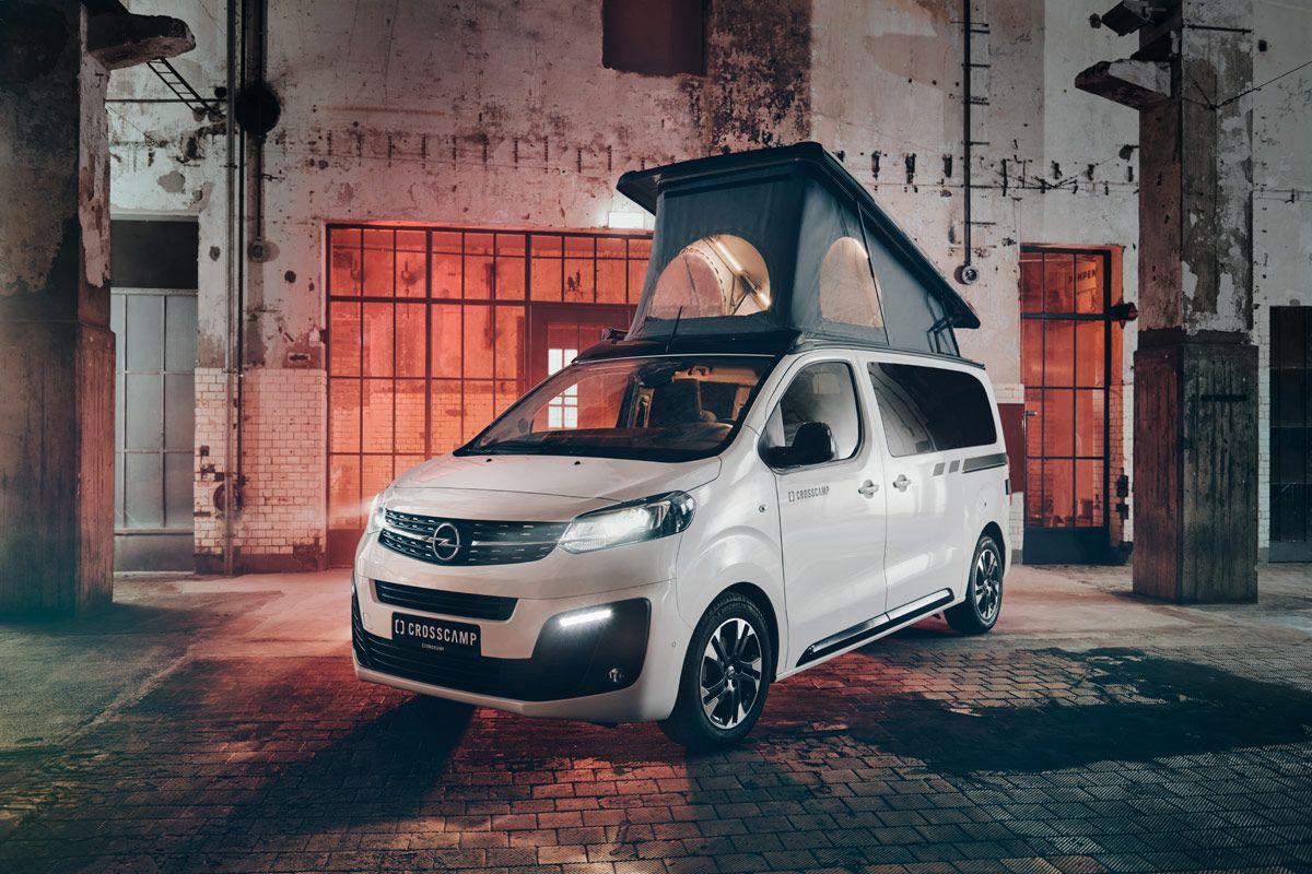 Crosscamp Life Opel Camper Als California Alternative In 2020 Aufstelldach Ford Nugget Fahrzeuge