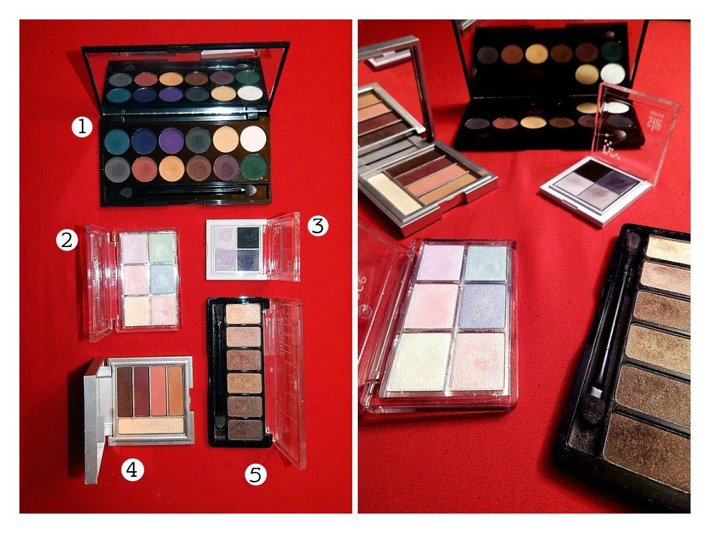 Best palettes in 2014