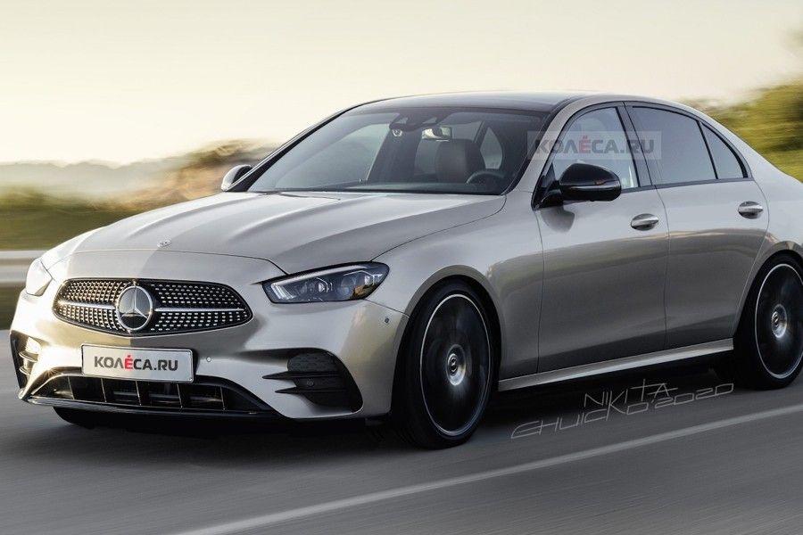 La Toute Nouvelle Mercedes Classe C En Approche En 2020 Mercedes Classe C Mercedes Classe A